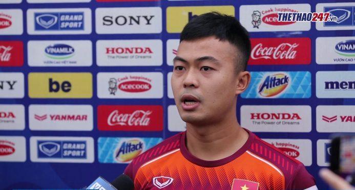 Chàng cầu thủ trẻ Đỗ Thanh Thịnh