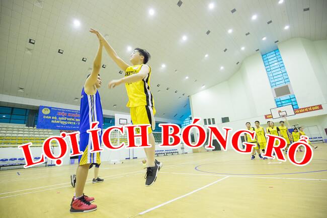 Loi ích của bóng rổ