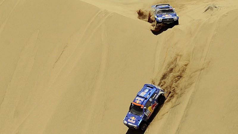 Những giải đua xe oto nguy hiểm nhất hiện nay